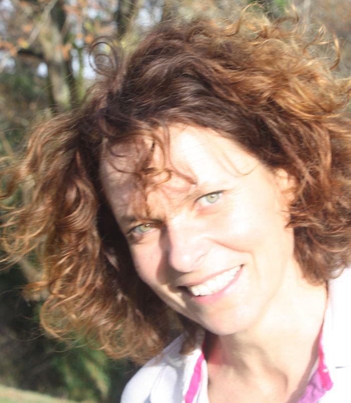 Magali Ducrès, ancienne joueuse du circuit européen féminin (LET)